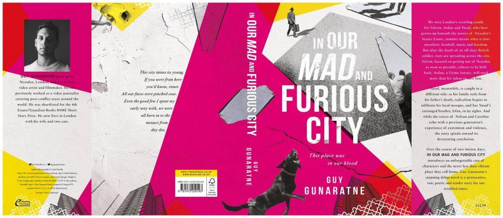 Guy Gunaratne | Books